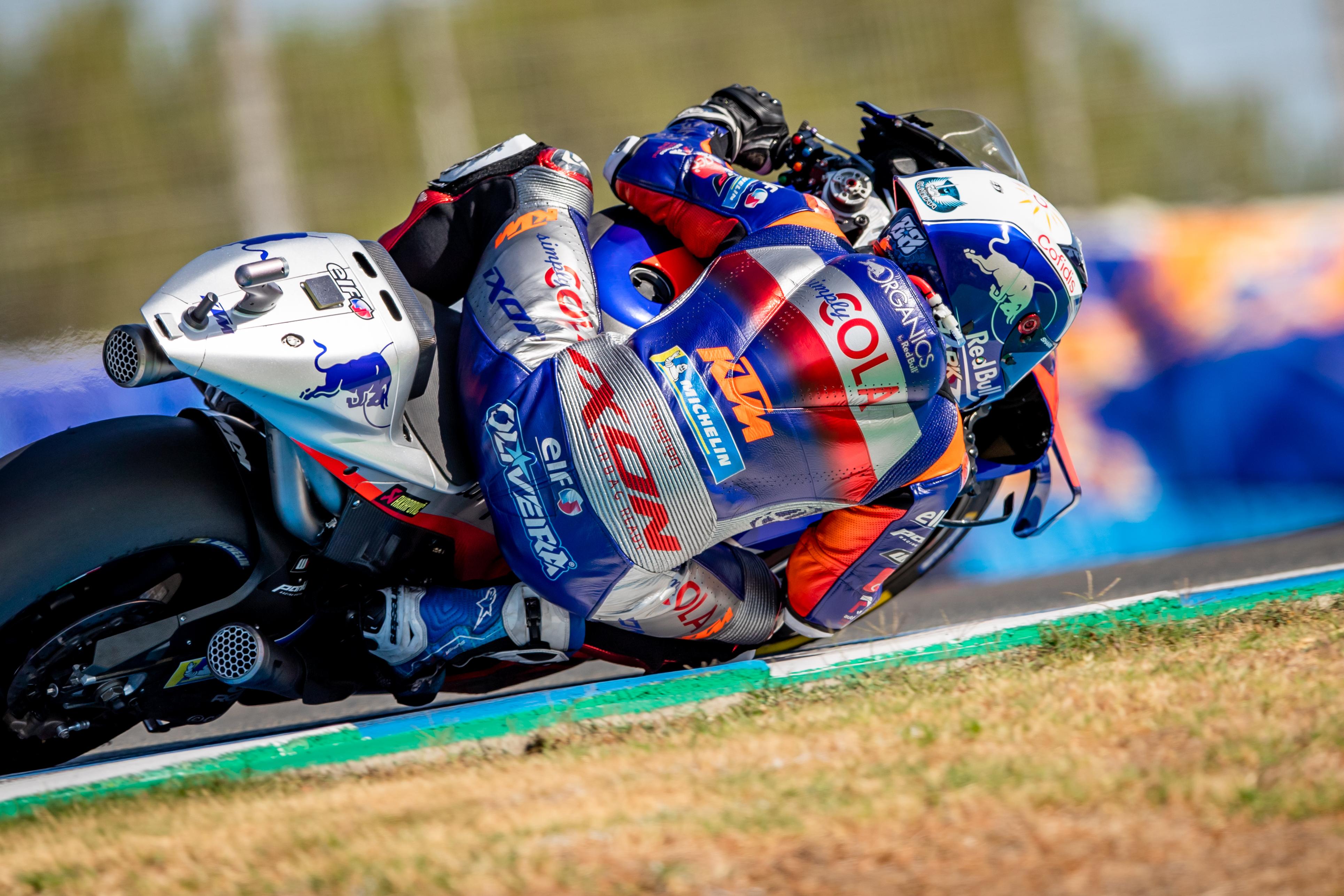 MOTOGP | Miguel Oliveira faz história ao alcançar a primeira vitória no campeonato do mundo de MotoGP 0
