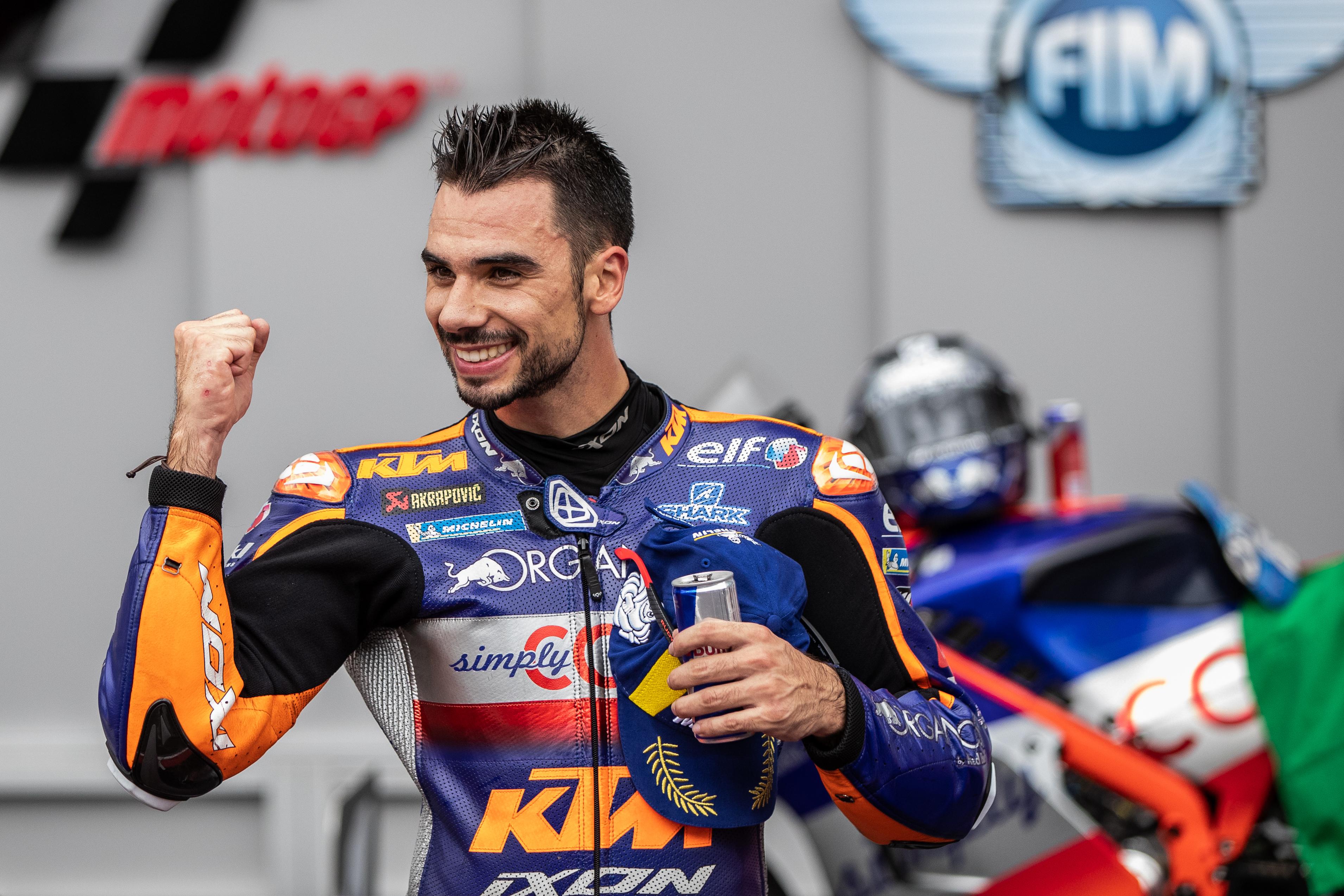 MOTOGP | Miguel Oliveira faz história ao alcançar a primeira vitória no campeonato do mundo de MotoGP 2