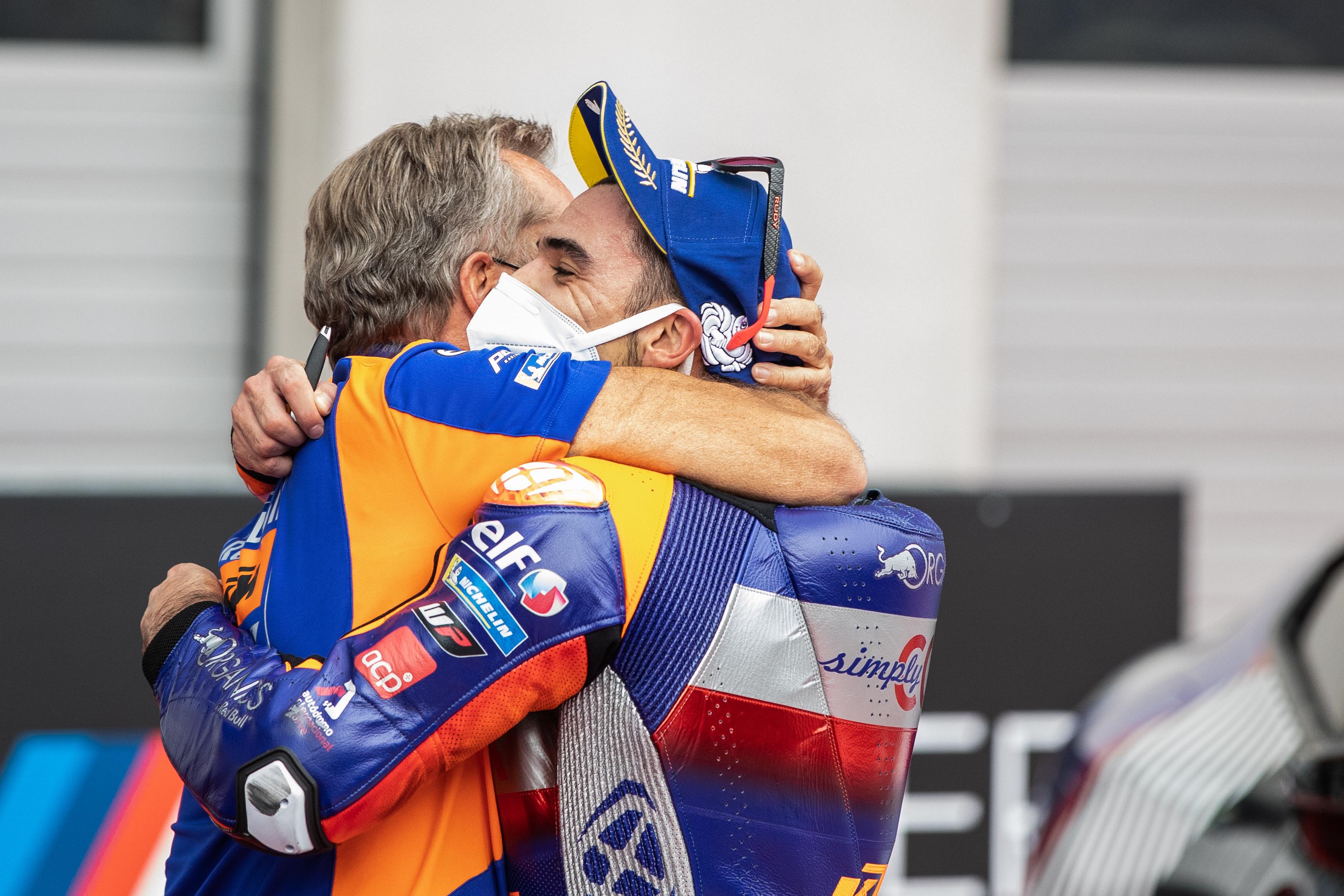 MOTOGP | Miguel Oliveira faz história ao alcançar a primeira vitória no campeonato do mundo de MotoGP 3