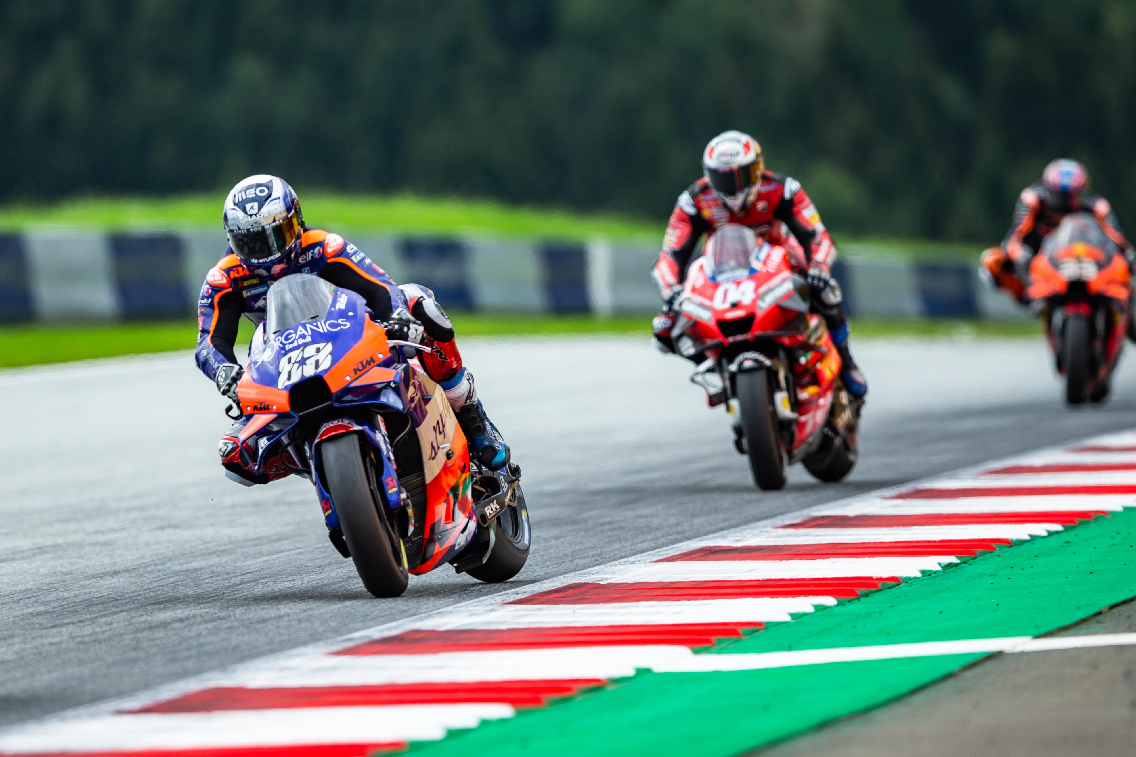 MOTOGP | Miguel Oliveira faz história ao alcançar a primeira vitória no campeonato do mundo de MotoGP 4