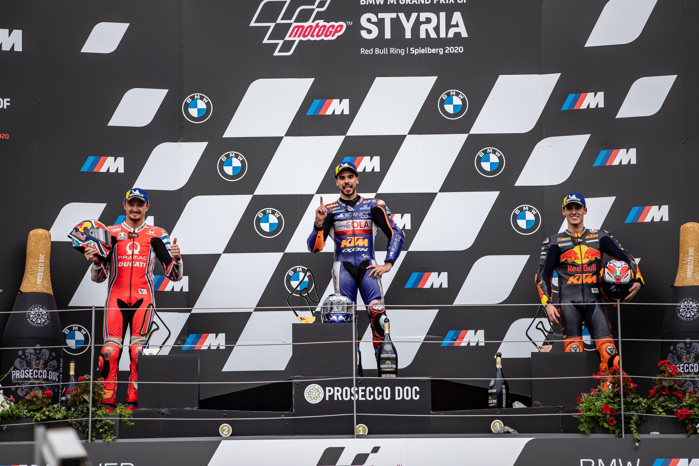 MOTOGP | Miguel Oliveira faz história ao alcançar a primeira vitória no campeonato do mundo de MotoGP 5