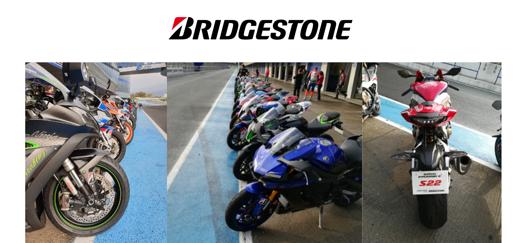 BRIDGESTONE | BATTLAX HYPERSPORT S22 – Apresentação em Jerez 2