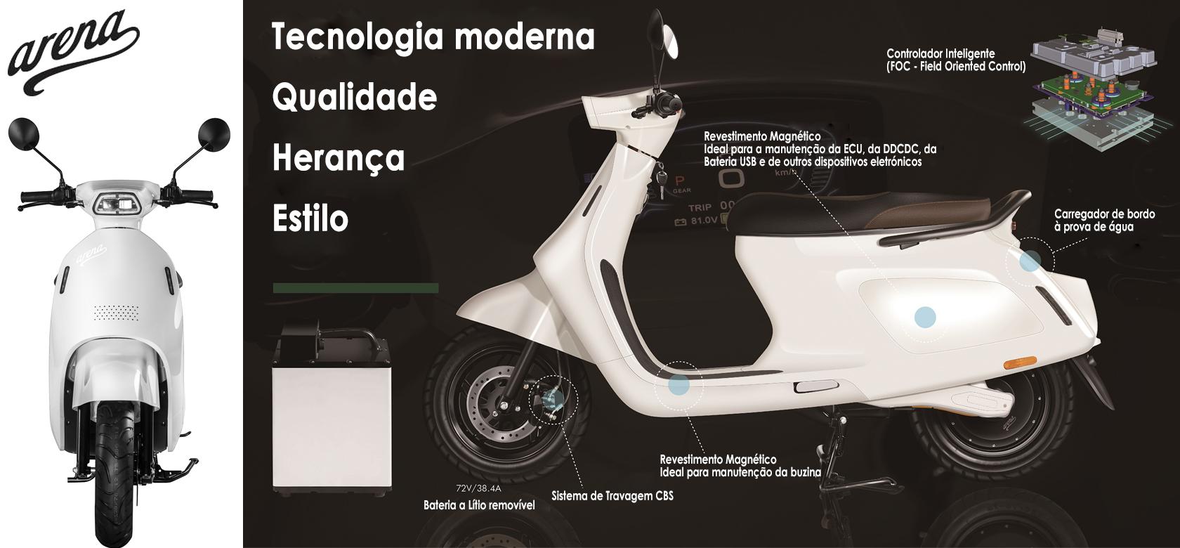 Distribuidor Oficial da ARENA em Portugal 2