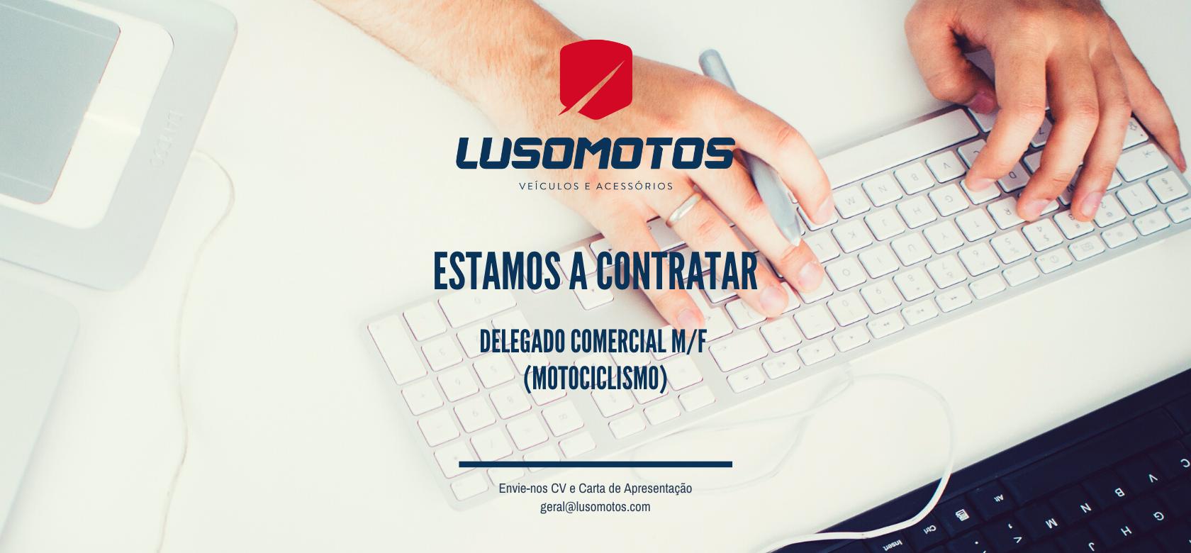 DELEGADO COMERCIAL MOTOCICLISMO (M/F) 0